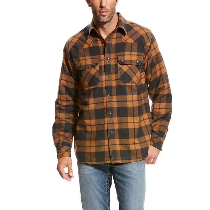 Wakeman Retro Shirt Jacket