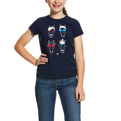 Girls' Hipster T-Shirt