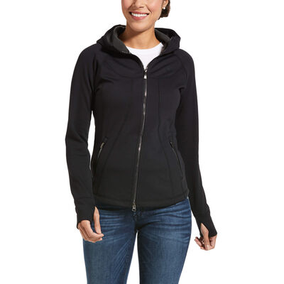 Attain Full Zip Hoodie