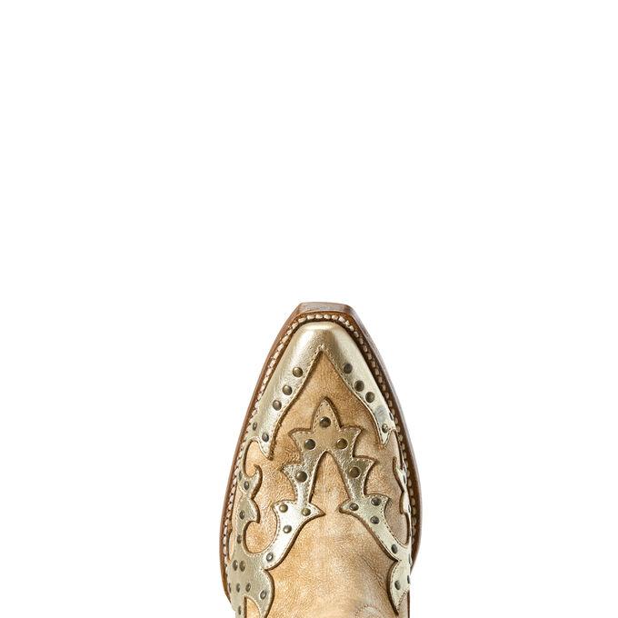 Sapphire Western Boot
