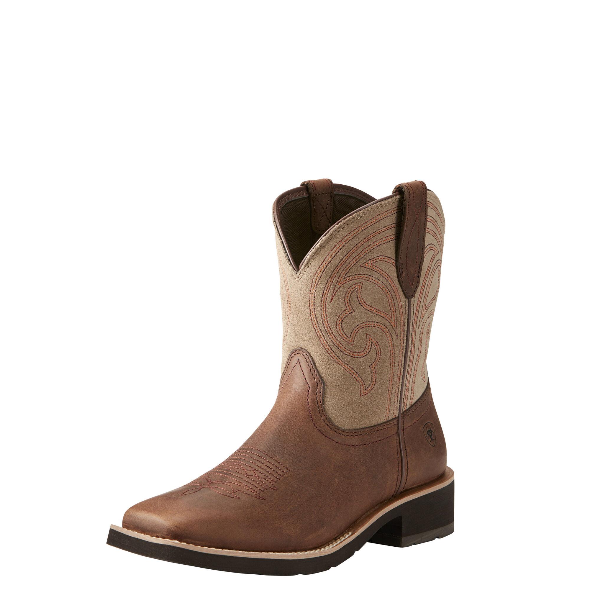 Shawnee Western Boot