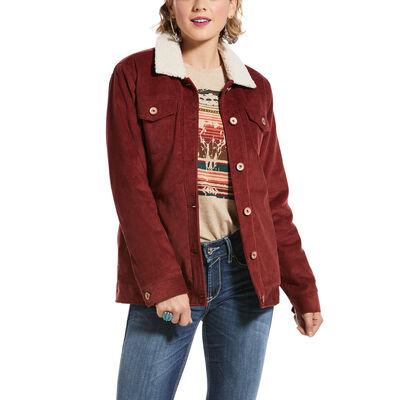 Rustic Trucker Jacket