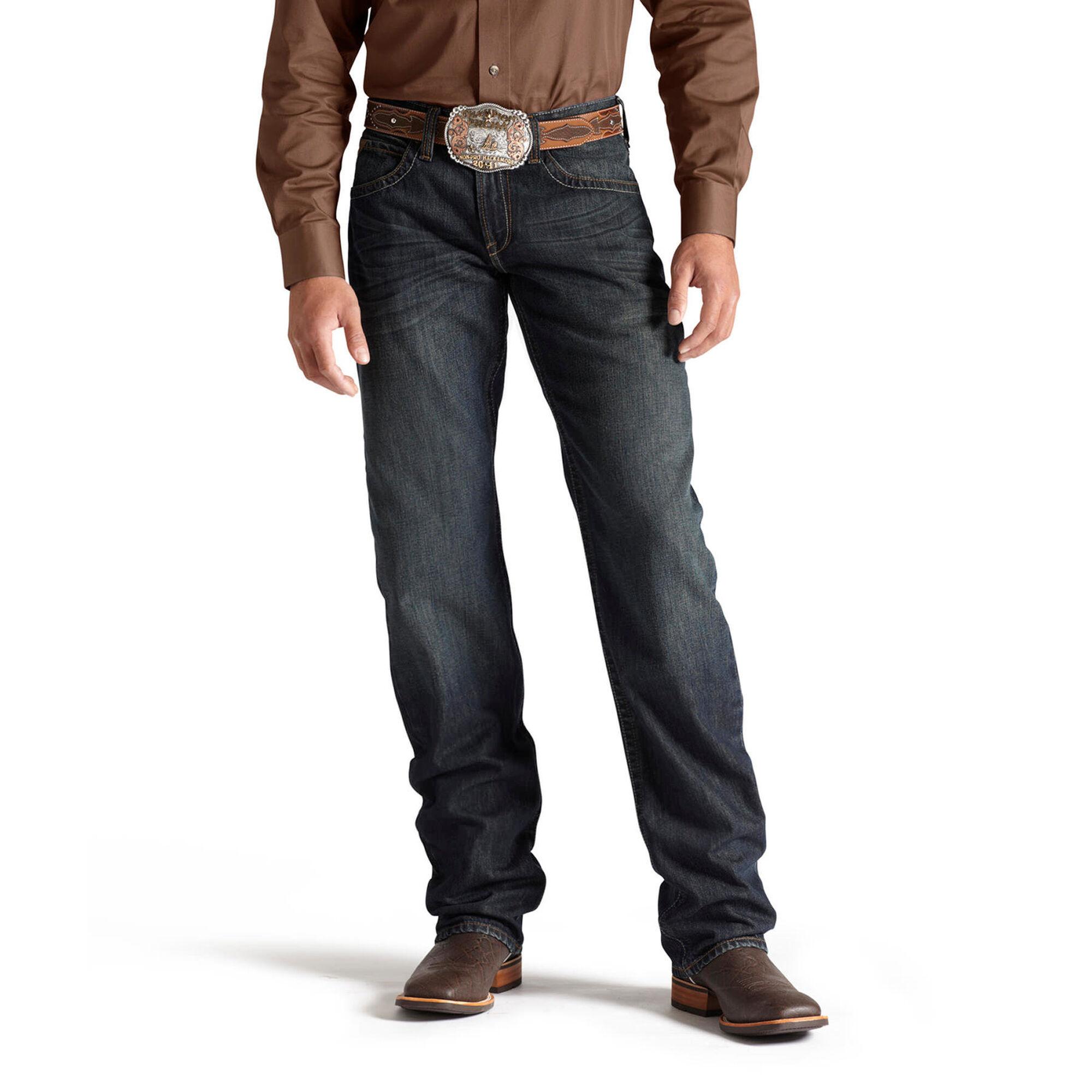 M3 Loose Dusty Road SC Stackable Straight Leg Jean