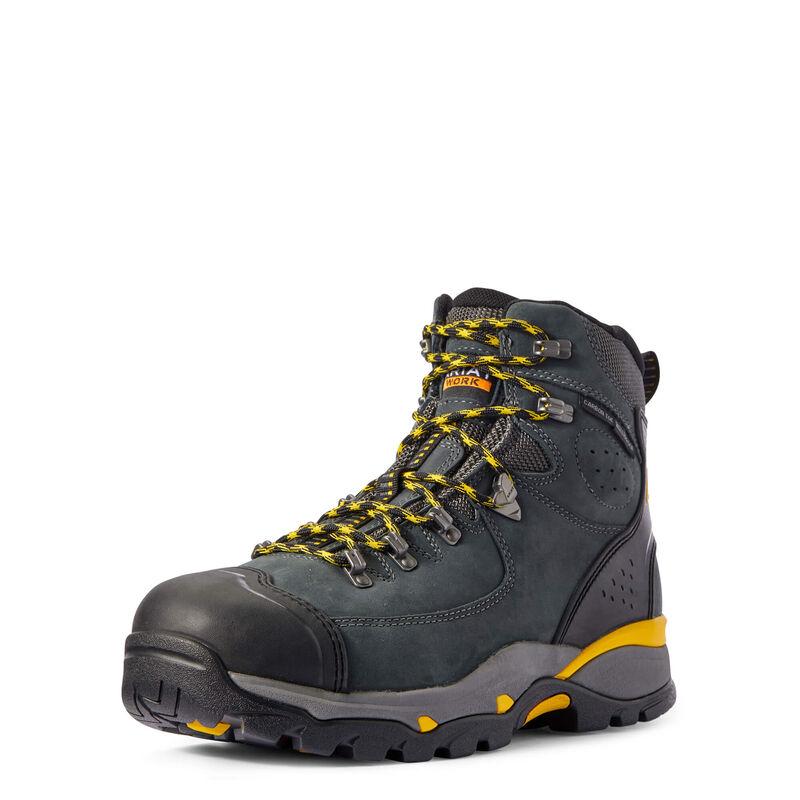 "Endeavor 6"" Waterproof Carbon Toe Work Boot"