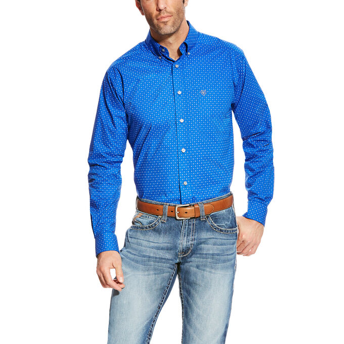 Brookwood Fitted Shirt