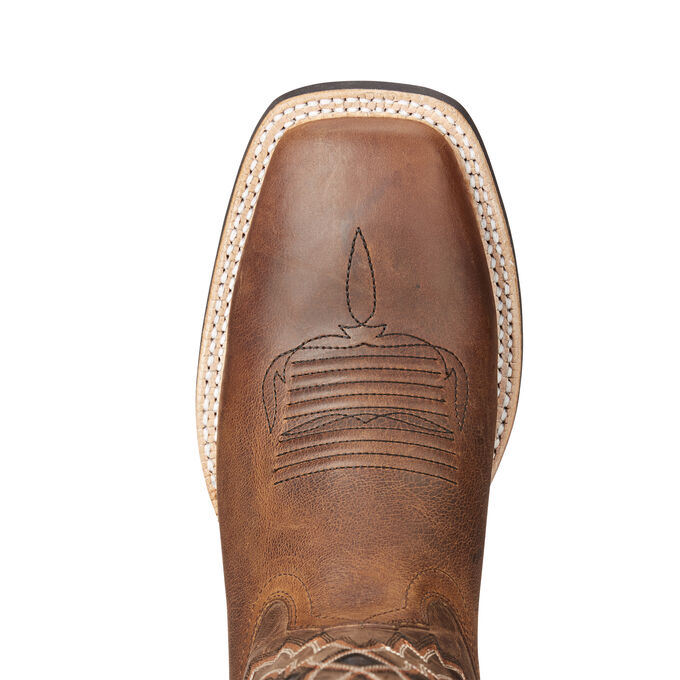 Relentless Top Notch Western Boot