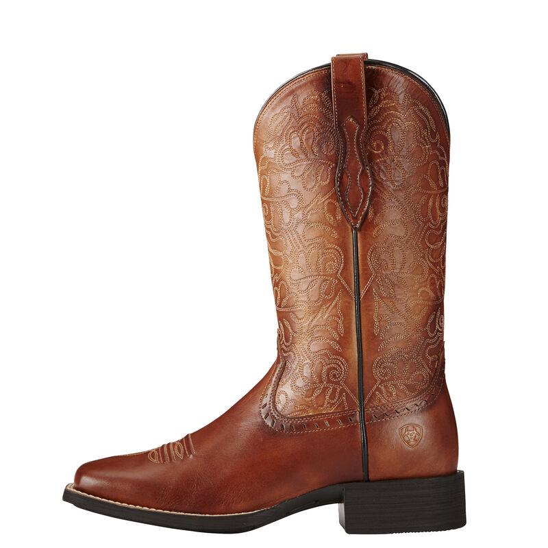 Round Up Remuda Western Boot