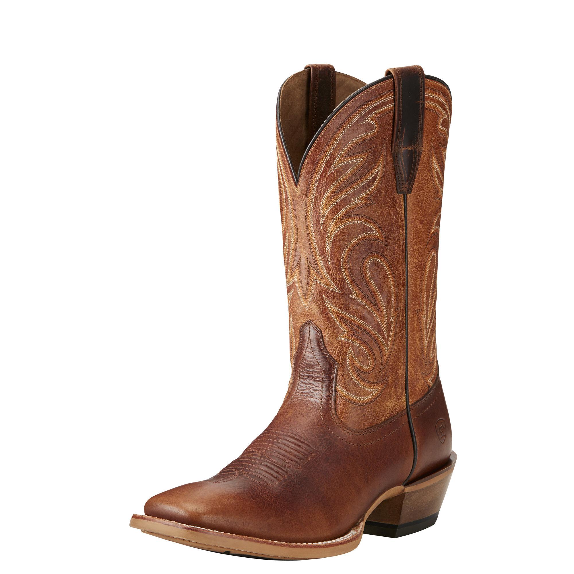 Fire Creek Western Boot