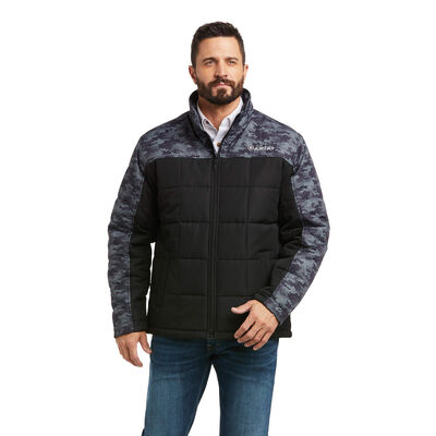 Colorblock Crius Insulated Jacket