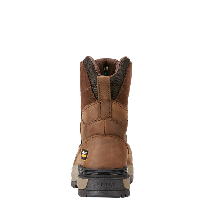 "MasterGrip 8"" Waterproof Composite Toe Work Boot"