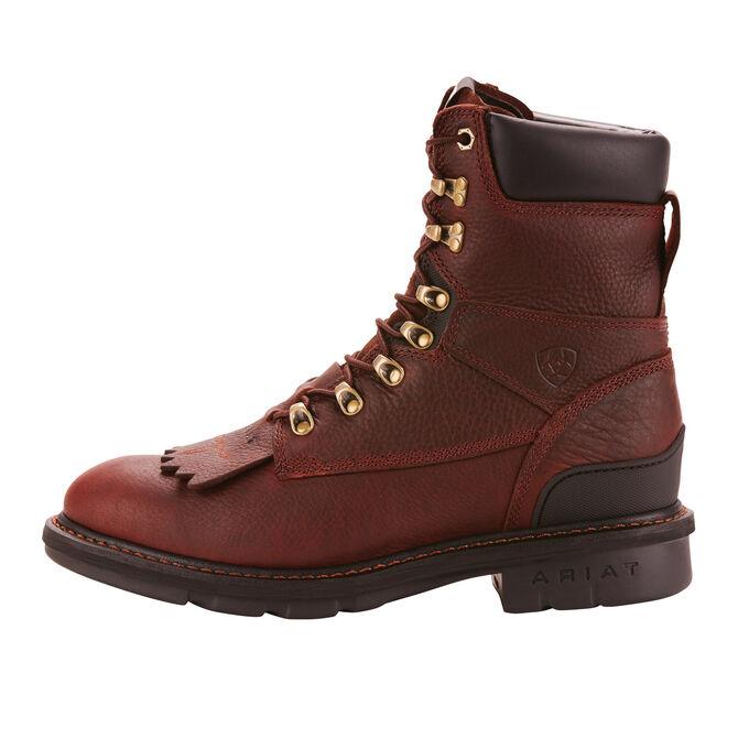 """Hermosa XR 8"""" Work Boot"""