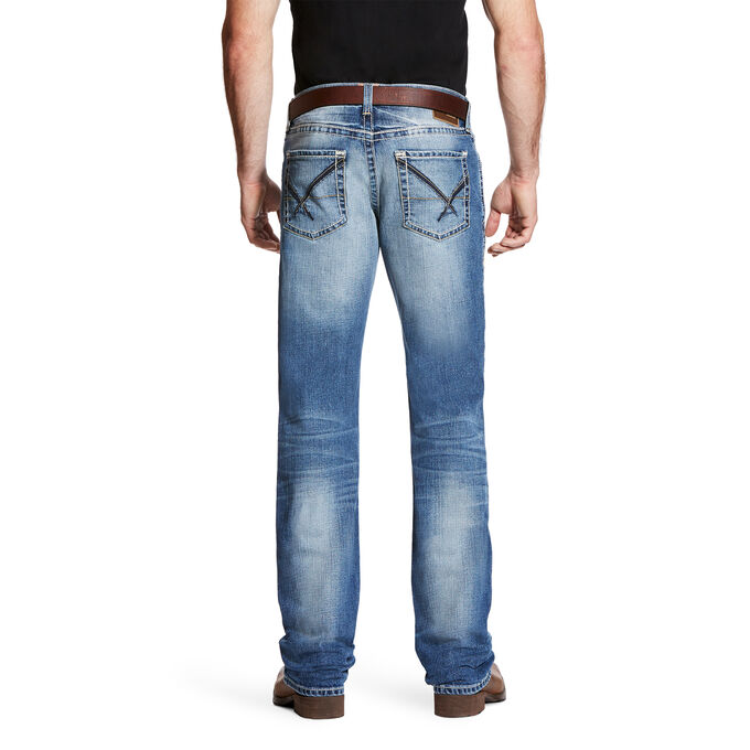M5 Slim Powell Stretch Stackable Straight Leg Jean