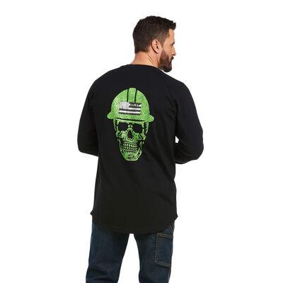 Rebar Cotton Strong Roughneck Graphic T-Shirt