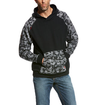 FR DuraStretch Patriot Hoodie