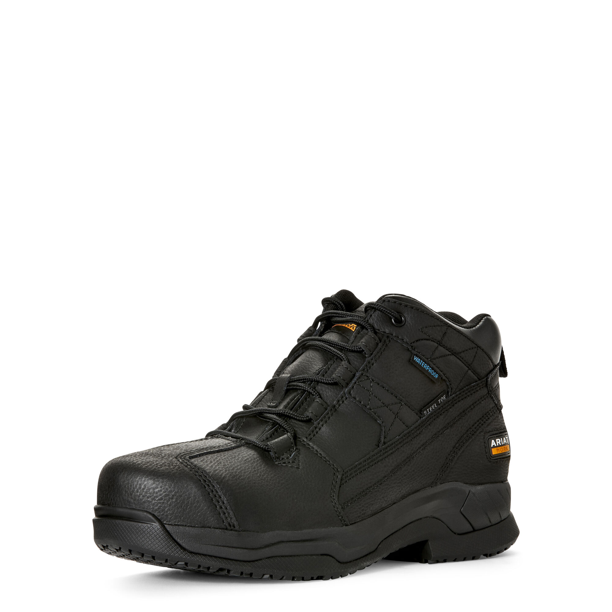Contender Waterproof Steel Toe Work Boot