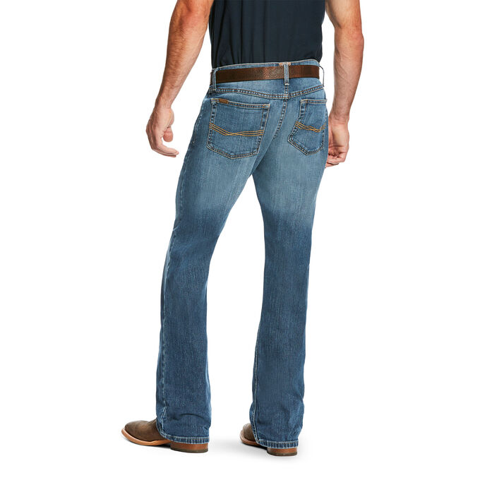 M7 Rocker Stretch Legacy Boot Cut Jean