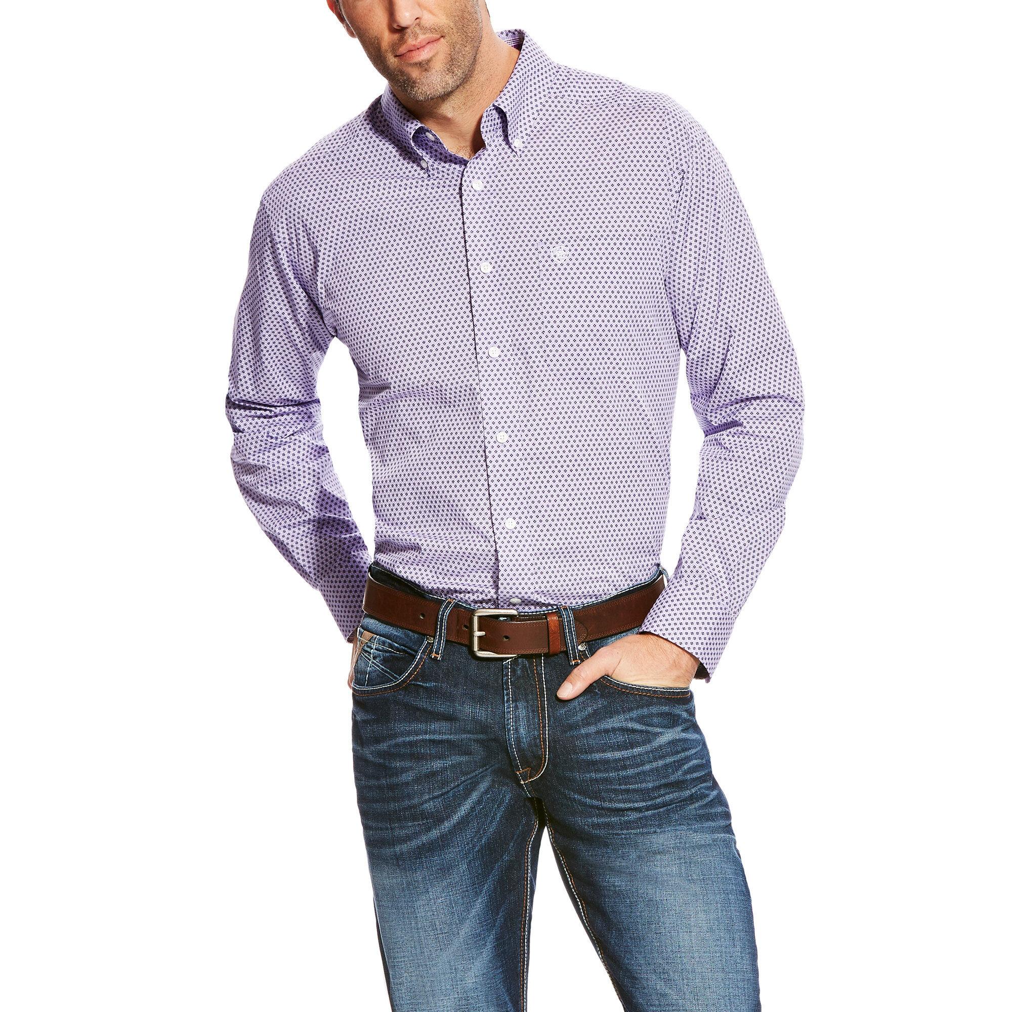 Wrinkle Free Zilverton Shirt