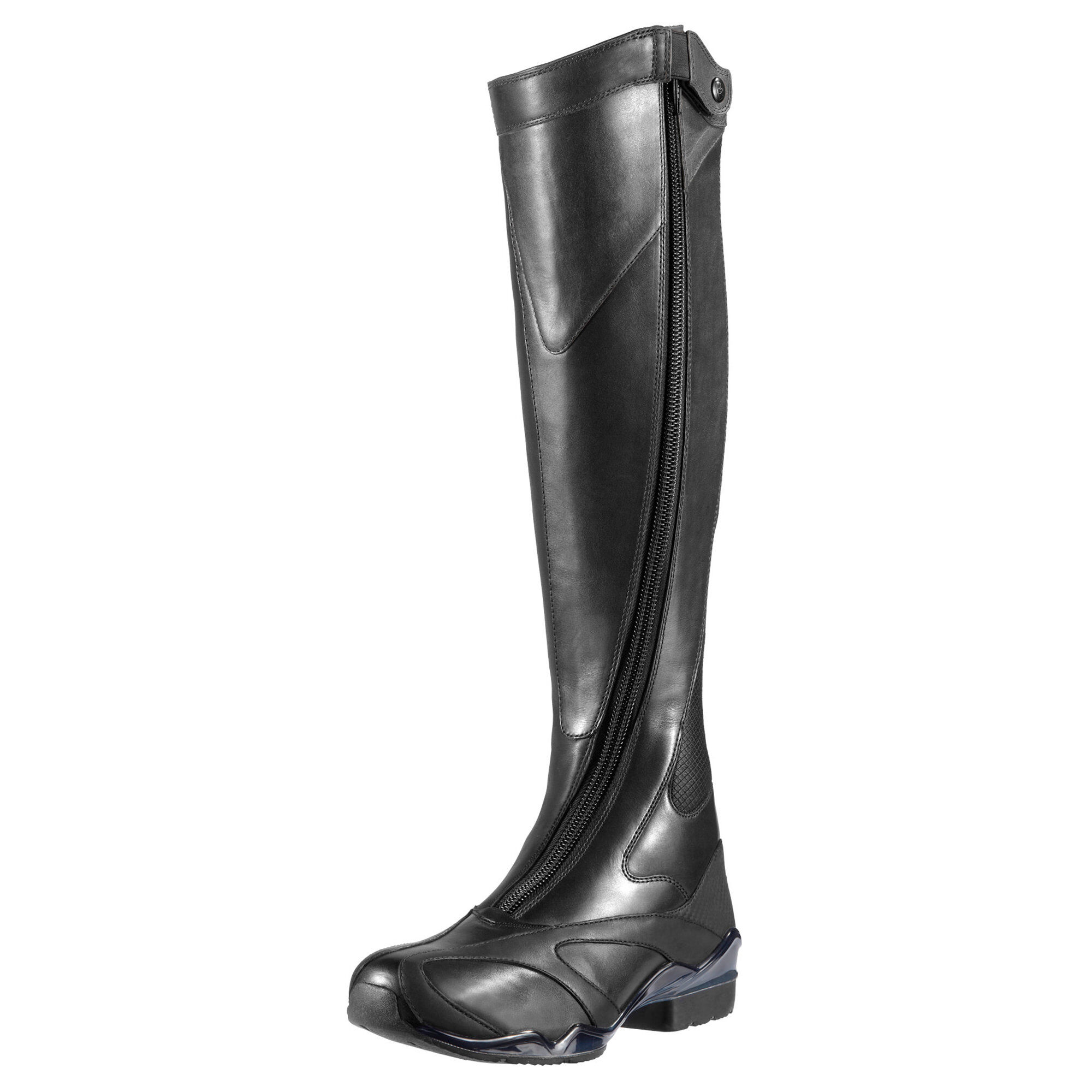 Volant Front Zip Tall Riding Boot
