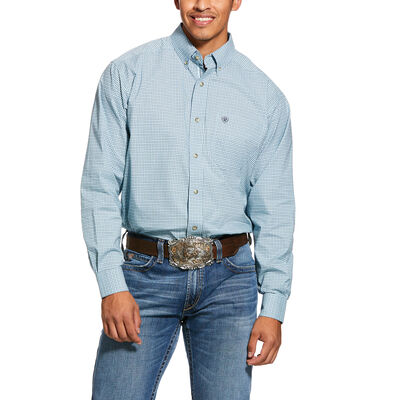 Pro Series Novato Stretch Classic Fit Shirt