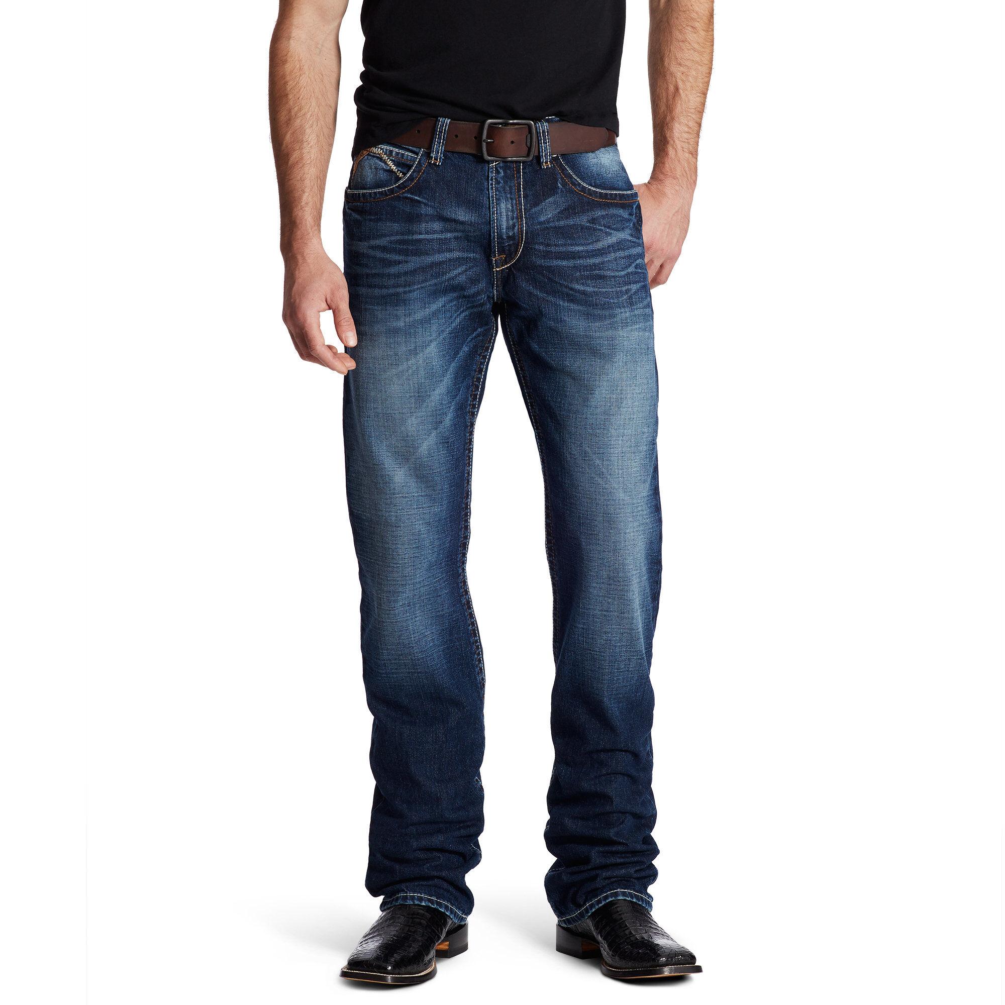 M4 Low Rise Austin Boot Cut Jean
