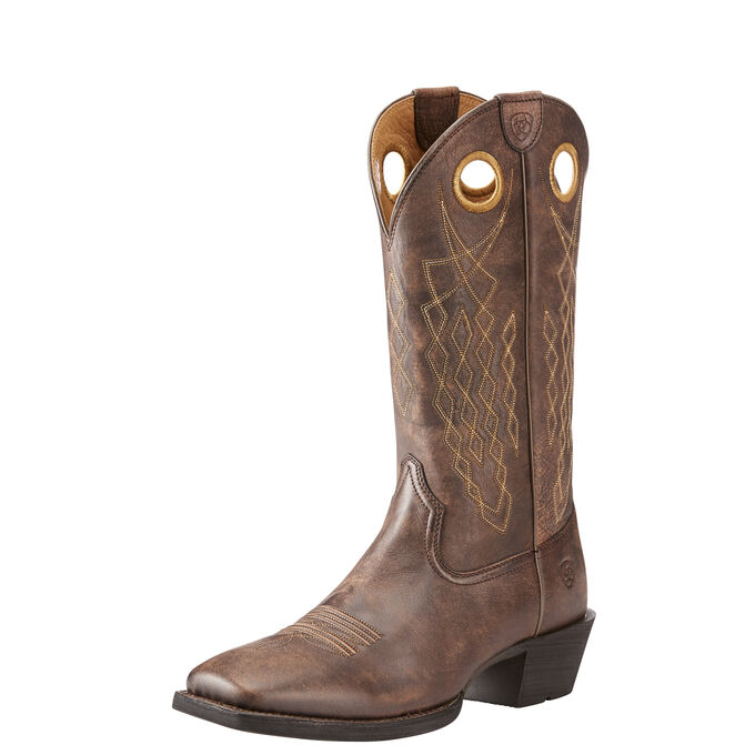 Heritage Hitchrack Western Boot