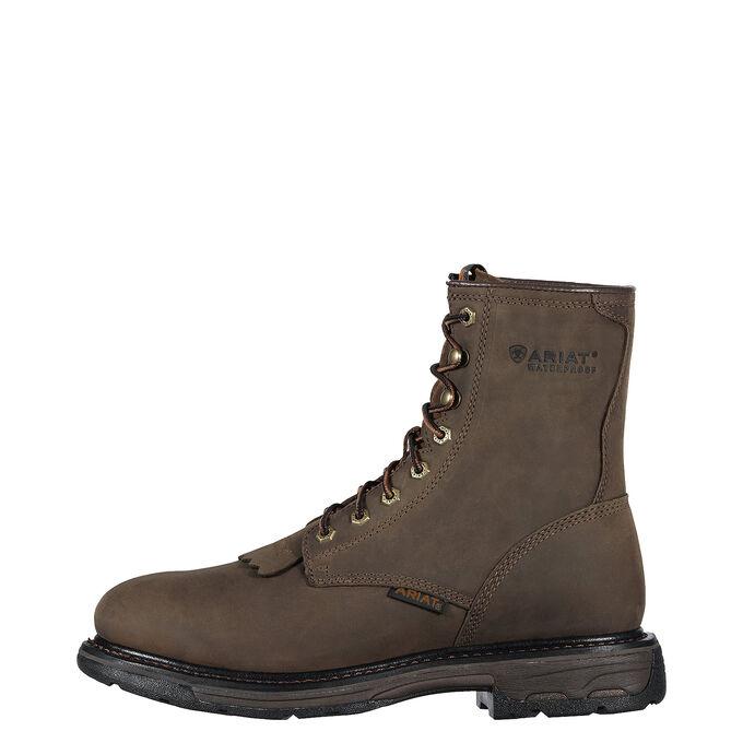 """WorkHog 8"""" Waterproof Work Boot"""