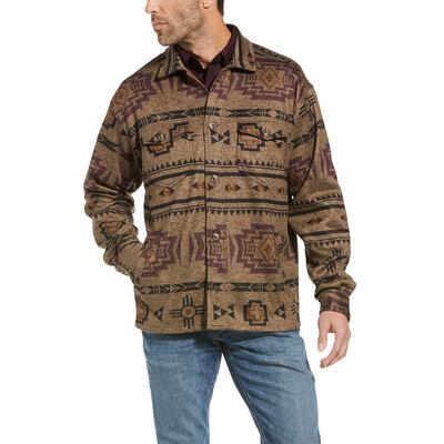 Hatcher Printed Sweater Fleece