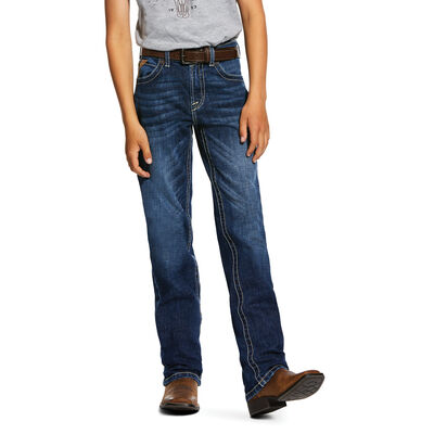 B5 Slim Stretch Wiley Stackable Straight Leg Jean