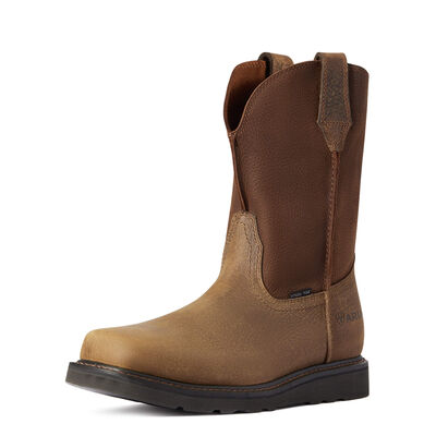 Rambler Wedge Steel Toe Work Boot