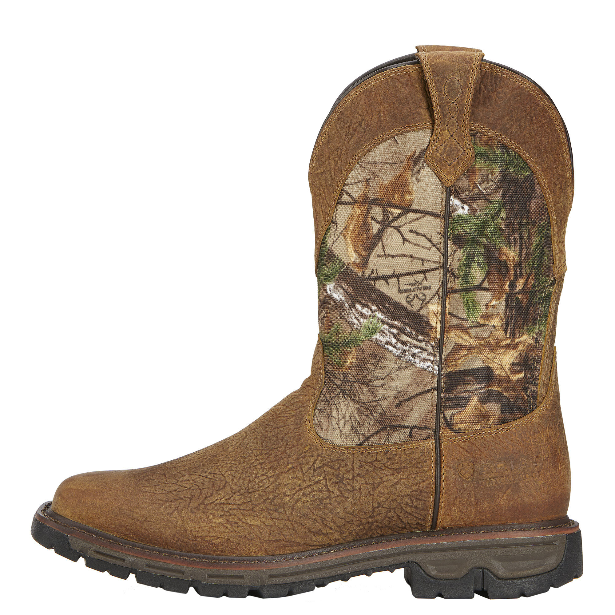 Conquest Pull On Waterproof Hunting Boot