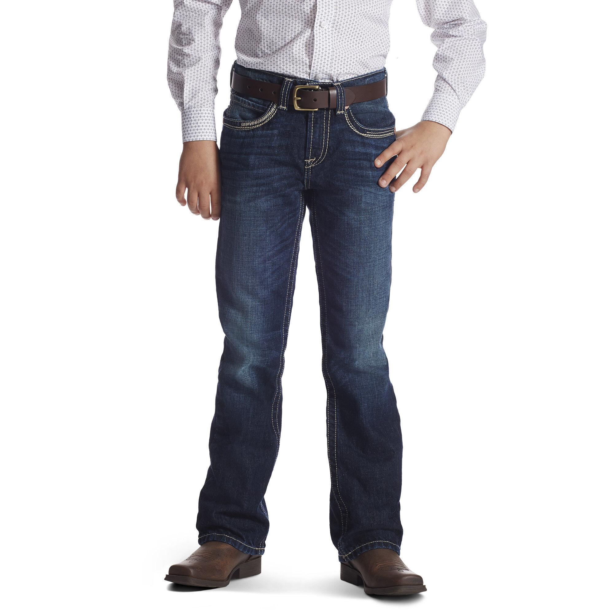 B4 Relaxed Ridgeline Boot Cut Jean