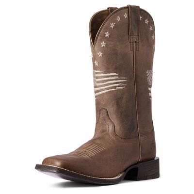 Circuit Patriot Western Boot