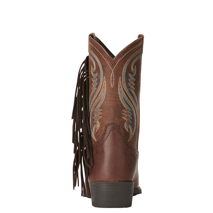 Fancy Western Boot