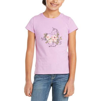 Rosy Unicorn T-Shirt