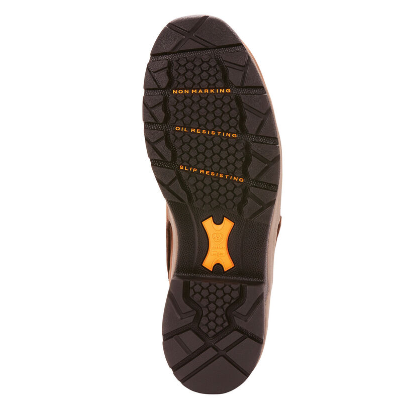 "MasterGrip 8"" Waterproof 400g Composite Toe Work Boot"
