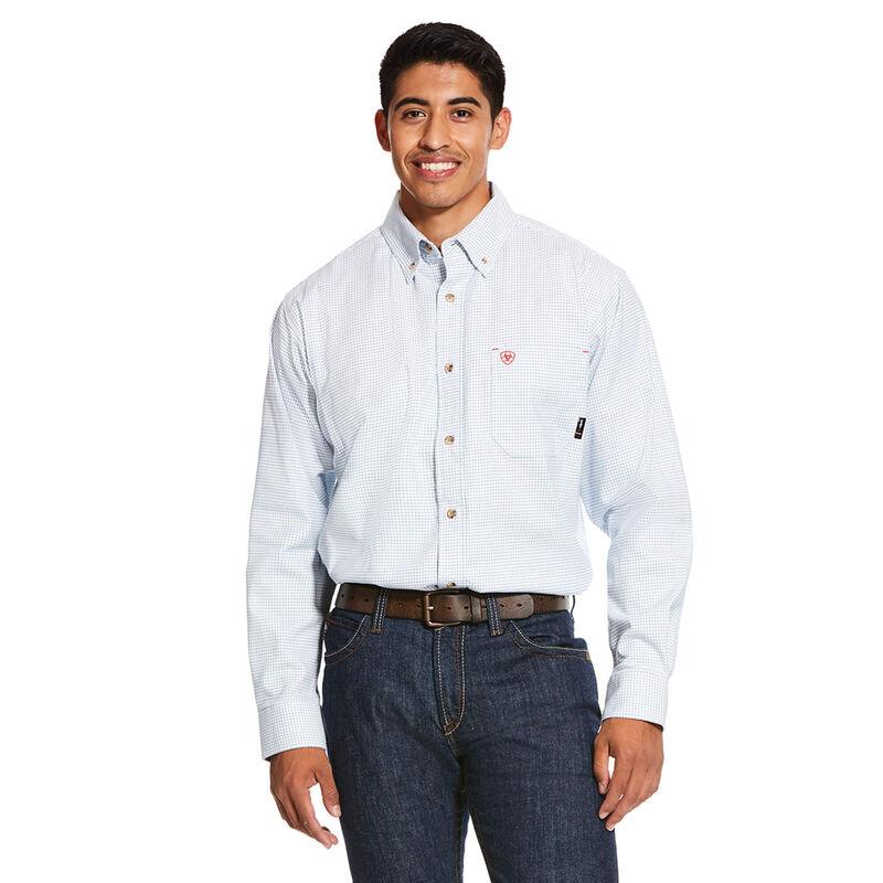 FR Twill DuraStretch Work Shirt