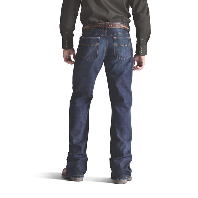 M4 Low Rise Roadhouse Boot Cut Jean