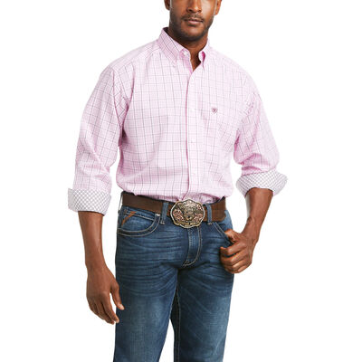 Wrinkle Free Waylan Classic Fit Shirt