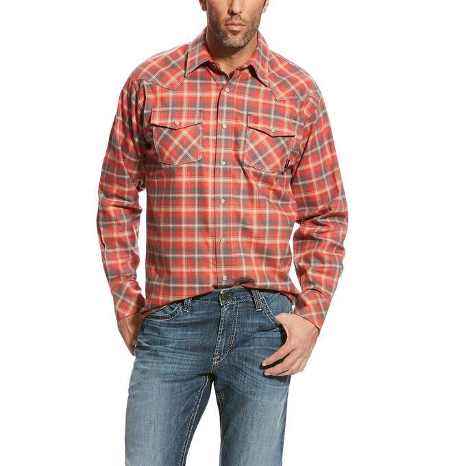 FR Kenedy Retro Fit Work Shirt