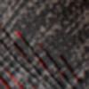BLACK KNIT/RED
