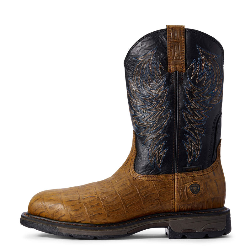 WorkHog Composite Toe Work Boot