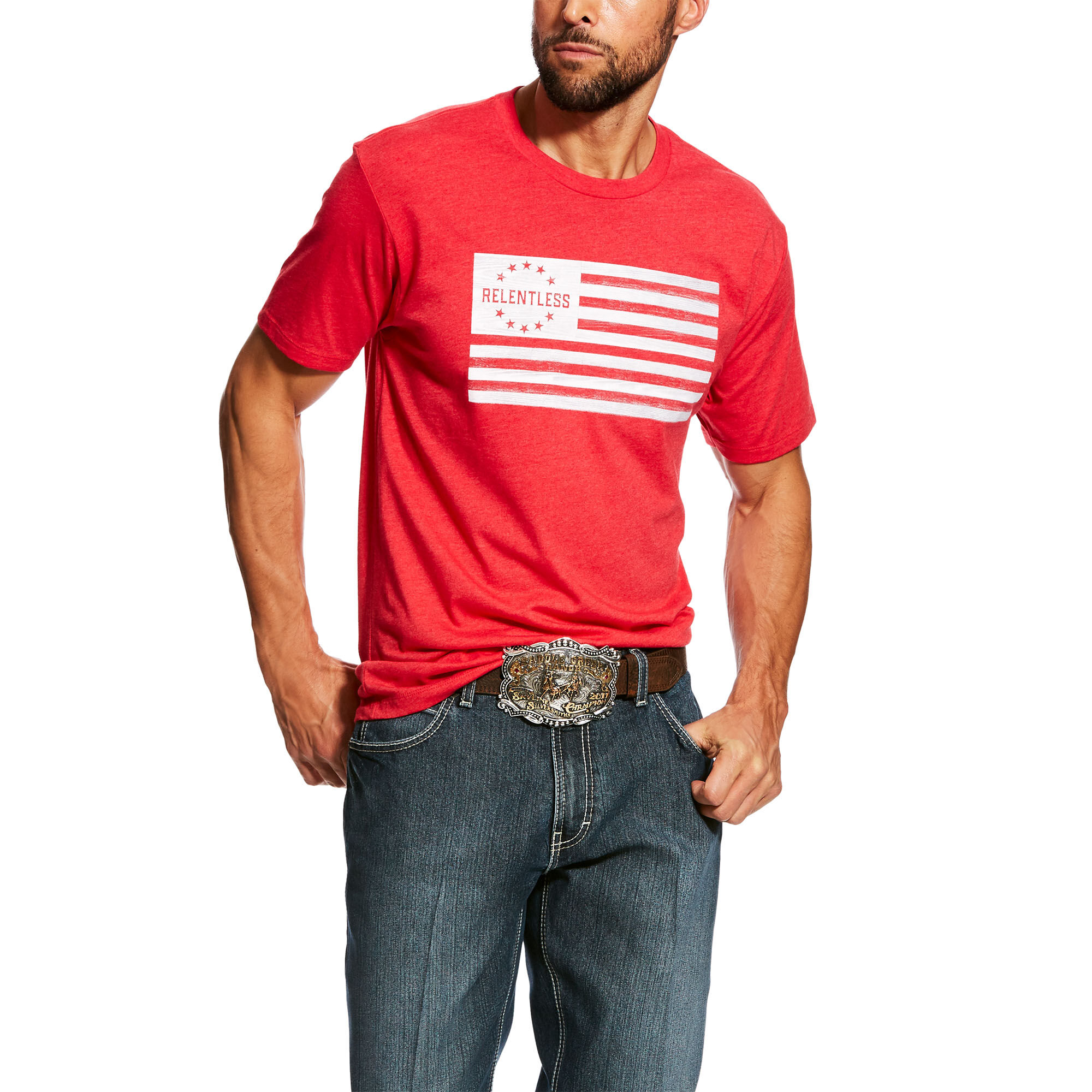 Relentless USA T-Shirt