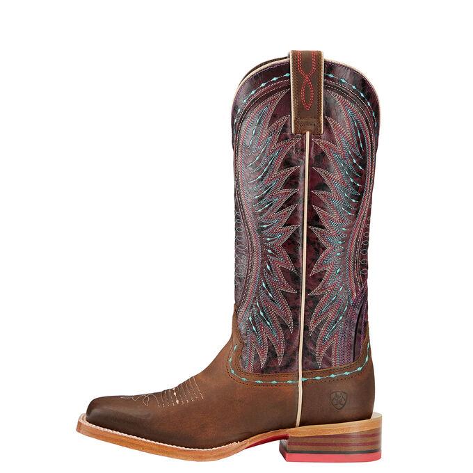 dafbfa9f Vaquera Western Boot