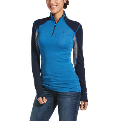 Cadence Wool 1/4 Zip Baselayer