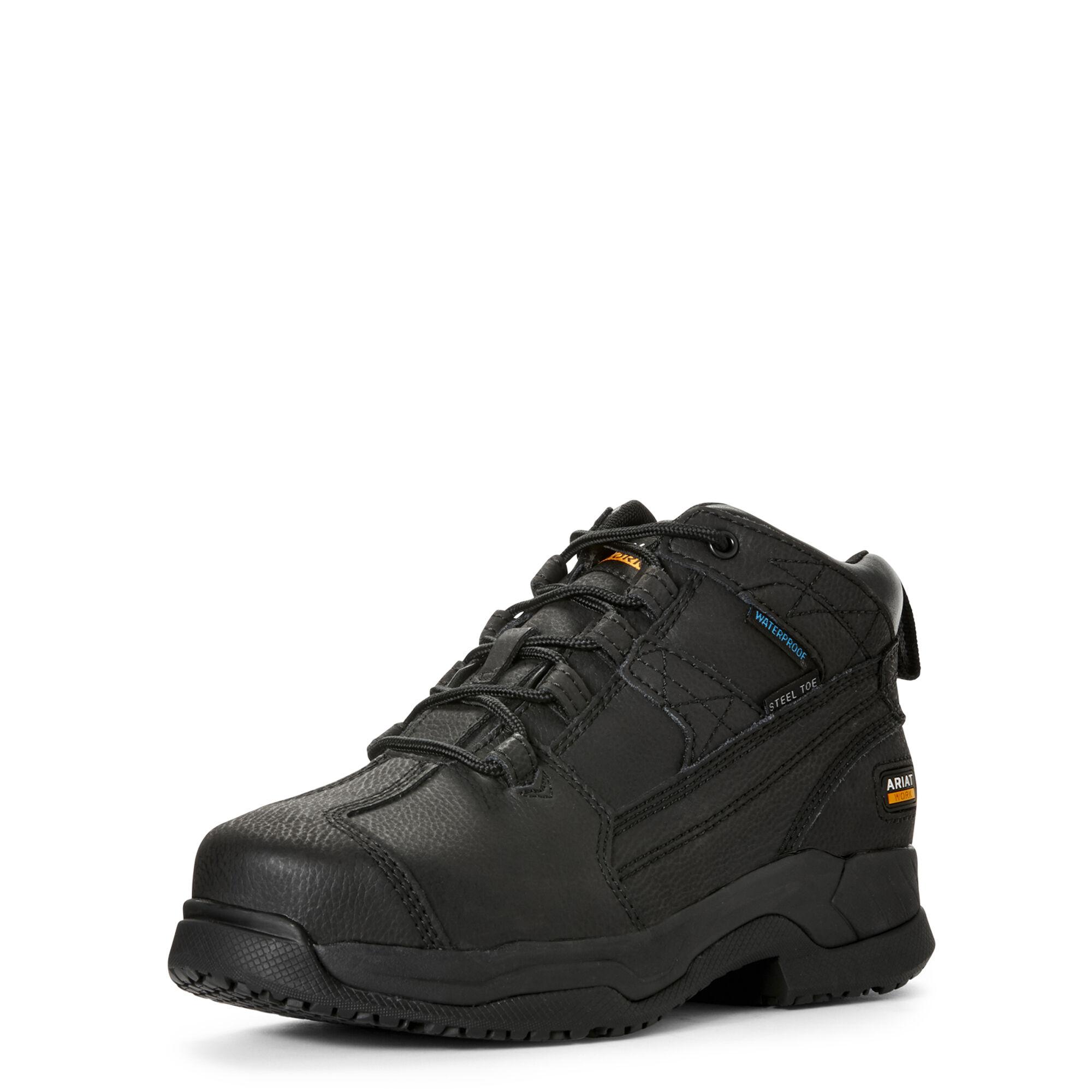 Women's Steel Toe Work Boots \u0026 Shoes