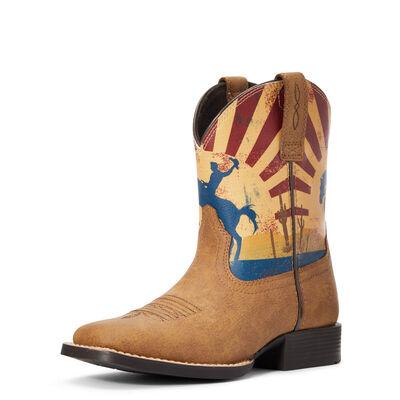 Dinero Western Boot