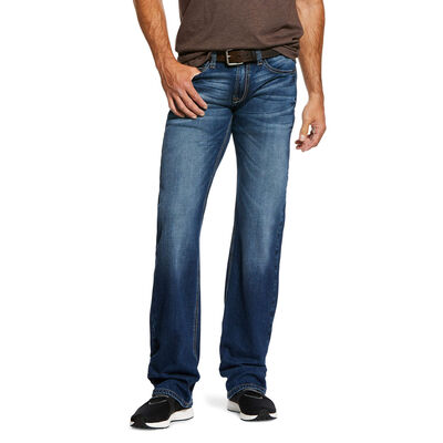 M7 Rocker Stretch Nassau Stackable Straight Leg Jean