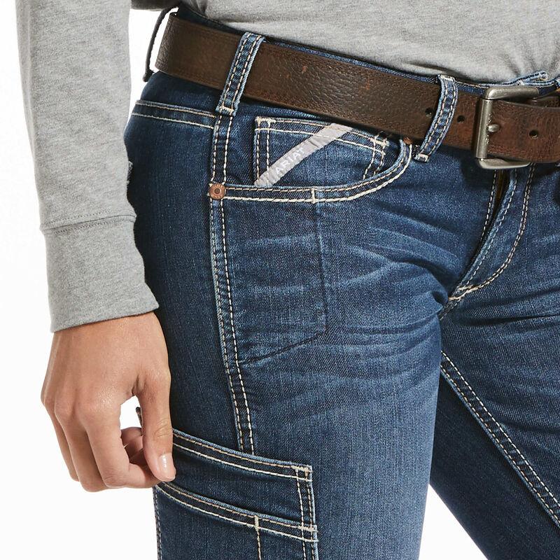 Rebar DuraStretch Riveter Straight Leg Jean