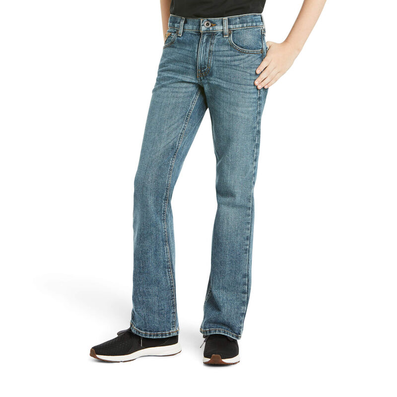 B5 Slim Stretch Legacy Stackable Straight Leg Jean