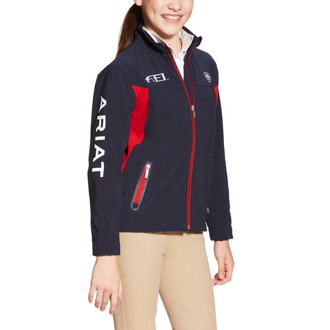 FEI New Team Softshell Jacket